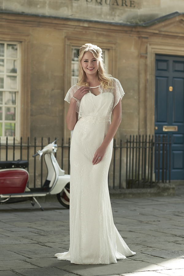 Willow Wedding Dress - So Sassi 2015 Bridal Collection