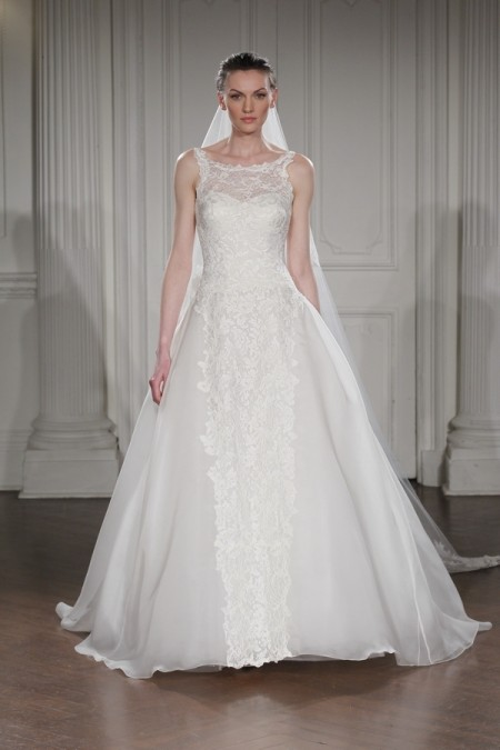 Winona Wedding Dress - Peter Langner 2015 Bridal Collection