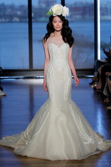 Zaina Wedding Dress - Ines Di Santo Spring/Summer 2015 Bridal Collection