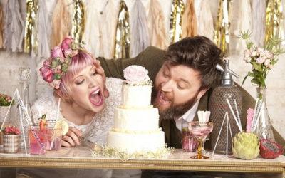 A Modern Romeo and Juliet Wedding Shoot