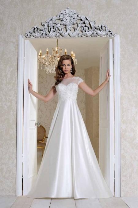2501 Wedding Dress - Benjamin Roberts 2015 Bridal Collection