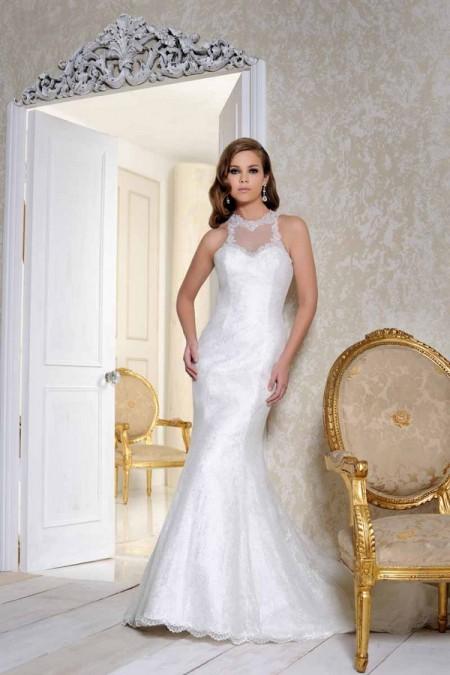 2502 Wedding Dress - Benjamin Roberts 2015 Bridal Collection