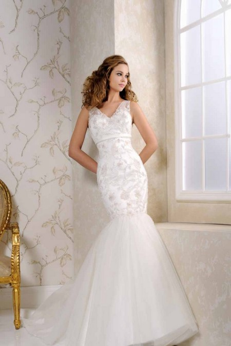 2503 Wedding Dress - Benjamin Roberts 2015 Bridal Collection