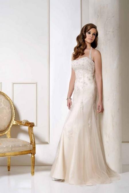 2506 Wedding Dress - Benjamin Roberts 2015 Bridal Collection