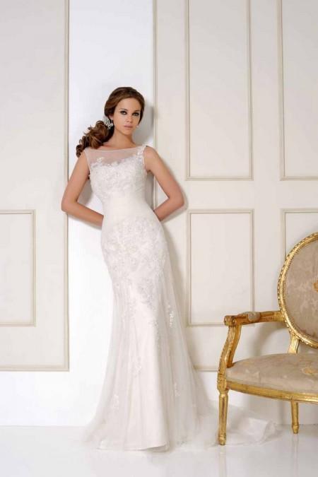 2507 Wedding Dress - Benjamin Roberts 2015 Bridal Collection