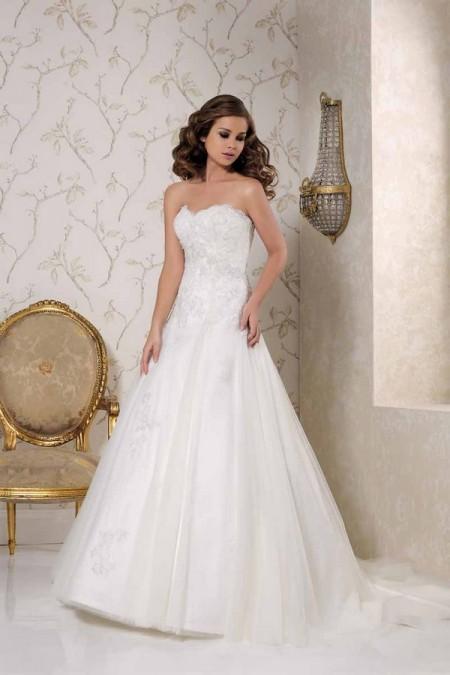2509 Wedding Dress - Benjamin Roberts 2015 Bridal Collection