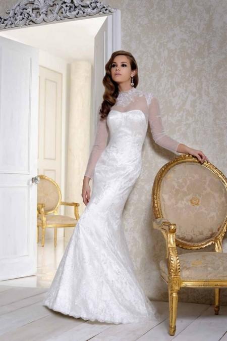 2510 Wedding Dress - Benjamin Roberts 2015 Bridal Collection