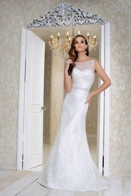 2514 Wedding Dress - Benjamin Roberts 2015 Bridal Collection