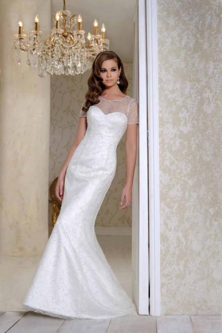 2516 Wedding Dress - Benjamin Roberts 2015 Bridal Collection