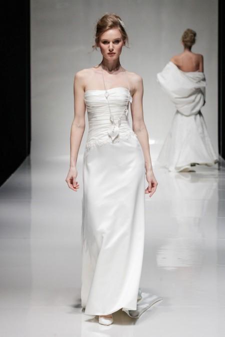 Angelina Wedding Dress - Alan Hannah Floral Symphony 2015 Bridal Collection