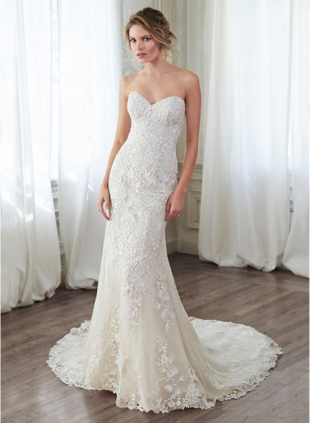Arlyn Wedding Dress - Maggie Sottero Spring 2015 Bridal Collection