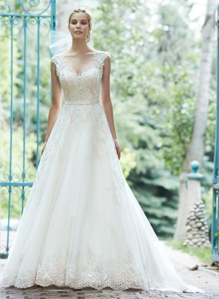 Bellissima Wedding Dress - Maggie Sottero Spring 2015 Bridal Collection