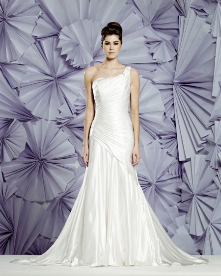 Bergen Wedding Dress - Heritage Balbier-Wyatt 2015 Bridal Collection