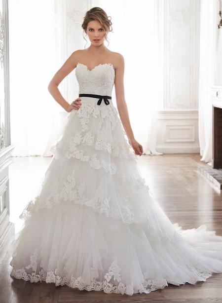 Bettina Wedding Dress - Maggie Sottero Spring 2015 Bridal Collection
