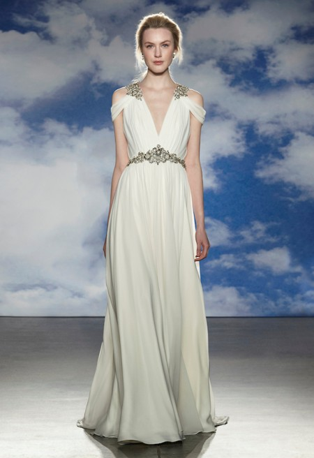 Billie Wedding Dress - Jenny Packham 2015 Bridal Collection