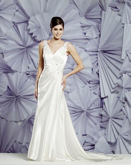 Boston Wedding Dress - Heritage Balbier-Wyatt 2015 Bridal Collection