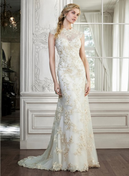 Camelia Wedding Dress - Maggie Sottero Spring 2015 Bridal Collection
