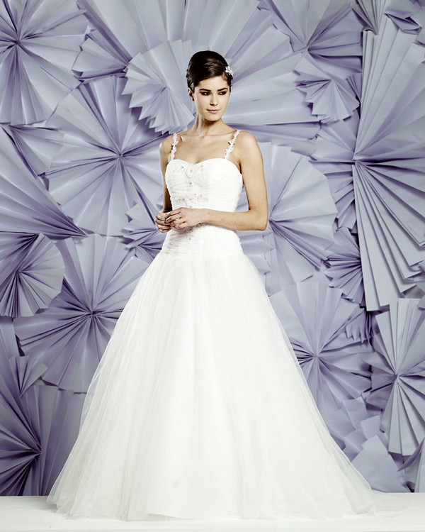 Cannes Wedding Dress - Heritage Balbier-Wyatt 2015 Bridal Collection