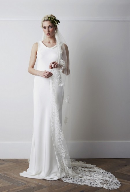 Cassell Wedding Dress - Charlie Brear 2015 Bridal Collection