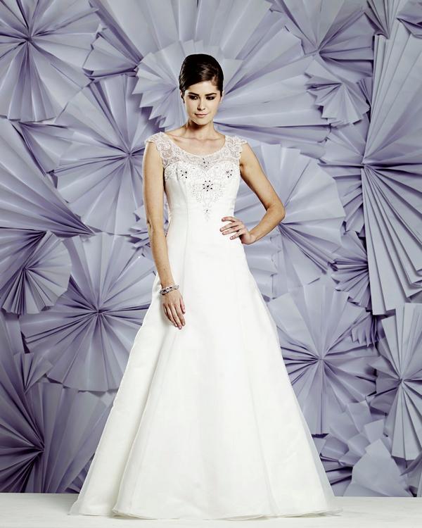 Catalina Wedding Dress - Heritage Balbier-Wyatt 2015 Bridal Collection