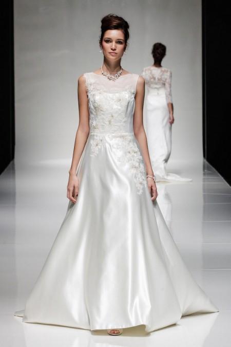 Cecile Wedding Dress - Alan Hannah Floral Symphony 2015 Bridal Collection