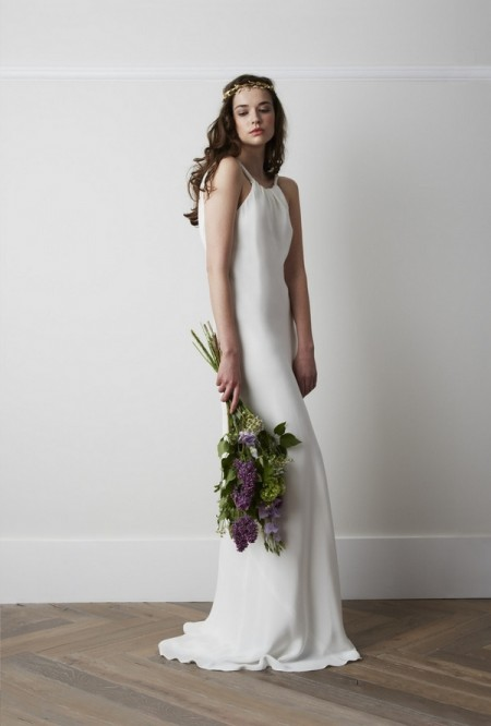 Chartres Wedding Dress - Charlie Brear 2015 Bridal Collection