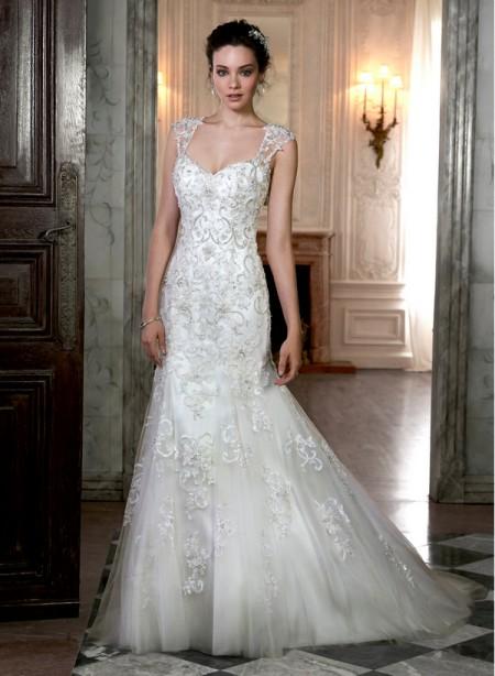 Cheryl Wedding Dress - Maggie Sottero Spring 2015 Bridal Collection