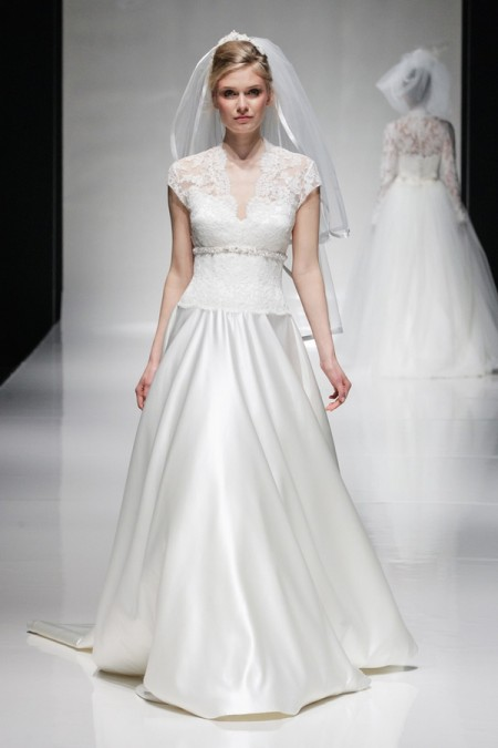 Clementine Wedding Dress - Alan Hannah Floral Symphony 2015 Bridal Collection