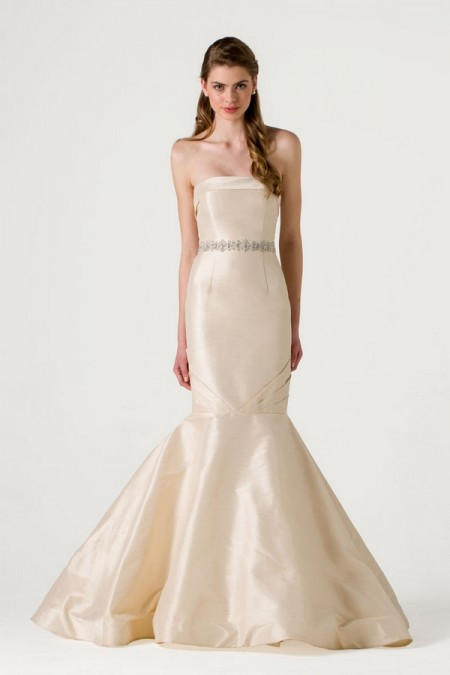 Colette Wedding Dress - Anne Barge Blue Willow Bride Spring 2015 Bridal Collection