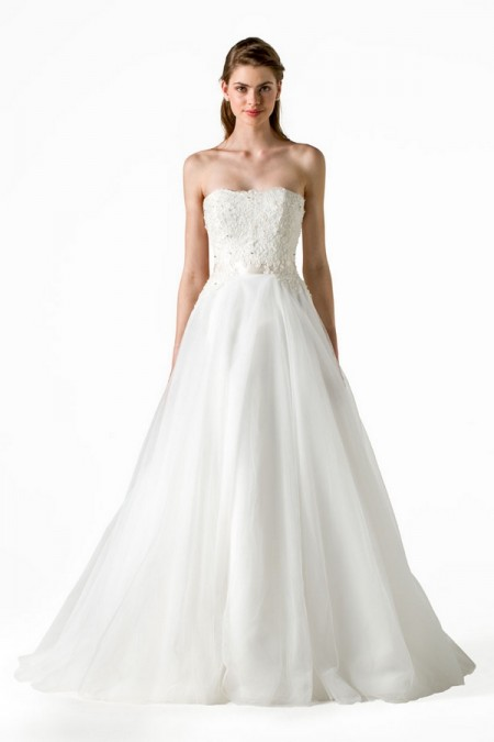 Contessa Wedding Dress - Anne Barge Blue Willow Bride Spring 2015 Bridal Collection