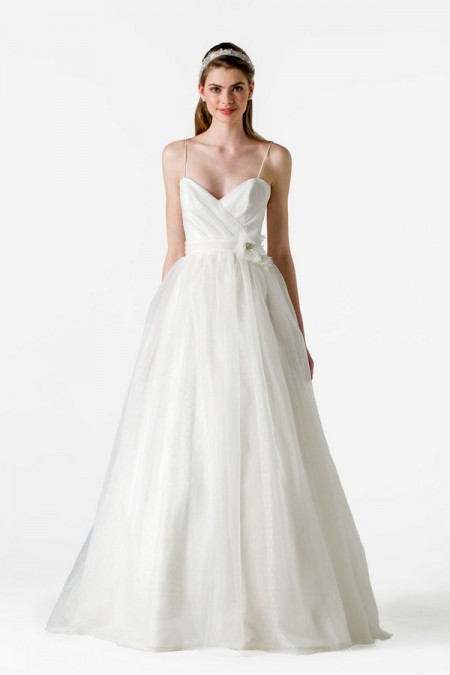 Daisy Wedding Dress - Anne Barge Blue Willow Bride Spring 2015 Bridal Collection