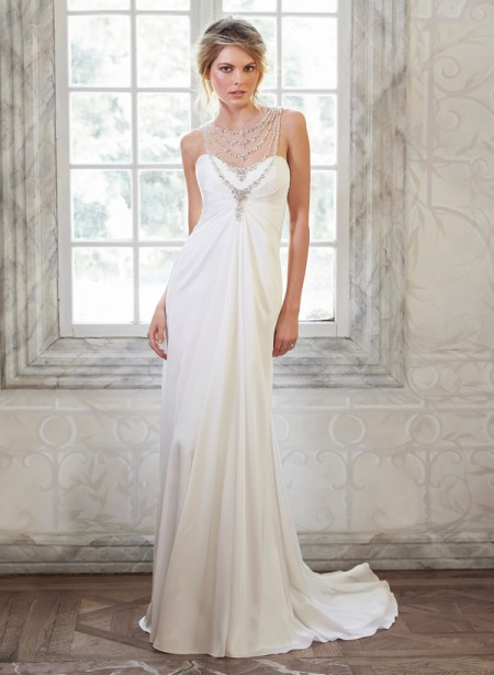 Deandra Wedding Dress - Maggie Sottero Spring 2015 Bridal Collection