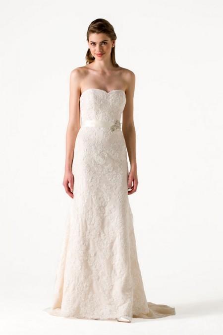 Eden Wedding Dress - Anne Barge Blue Willow Bride Spring 2015 Bridal Collection