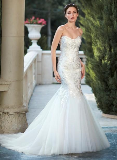 Elena Wedding Dress - Maggie Sottero Spring 2015 Bridal Collection