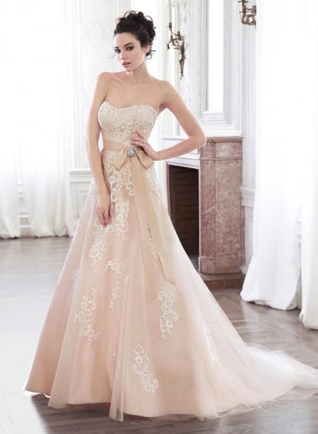 Ellarae Wedding Dress - Maggie Sottero Spring 2015 Bridal Collection