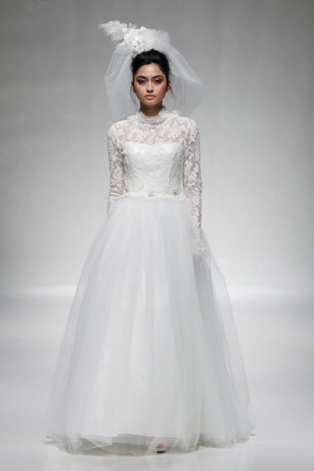 Emily Wedding Dress - Alan Hannah Floral Symphony 2015 Bridal Collection