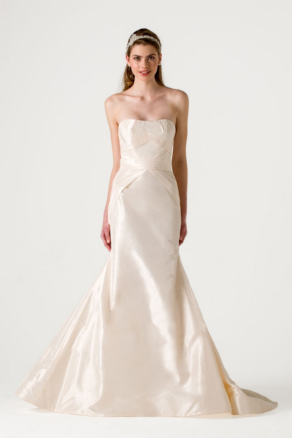 Felicity Wedding Dress - Anne Barge Blue Willow Bride Spring 2015 Bridal Collection