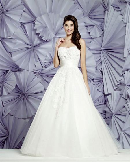 Formosa Wedding Dress - Heritage Balbier-Wyatt 2015 Bridal Collection