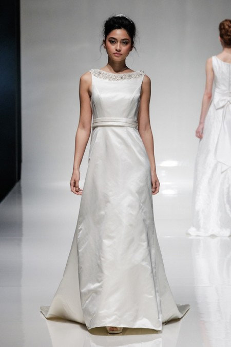 Genevieve Wedding Dress - Alan Hannah Floral Symphony 2015 Bridal Collection