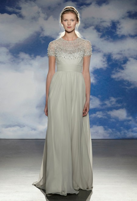 Grace Wedding Dress - Jenny Packham 2015 Bridal Collection