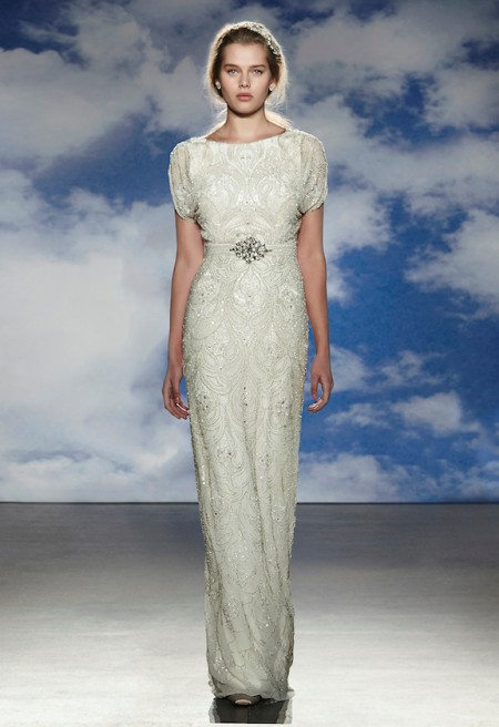 Harlow Wedding Dress - Jenny Packham 2015 Bridal Collection
