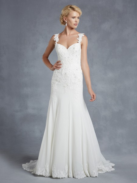 Henderson Wedding Dress - Blue by Enzoani 2015 Bridal Collection