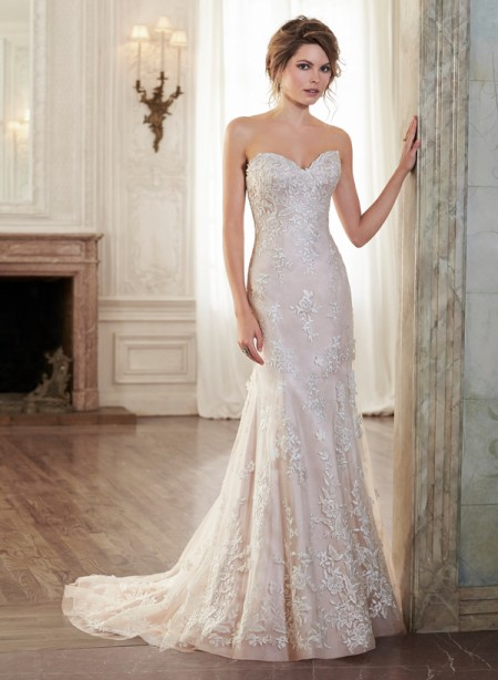 Holly Wedding Dress - Maggie Sottero Spring 2015 Bridal Collection