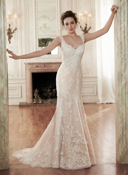 Holly Marie Wedding Dress - Maggie Sottero Spring 2015 Bridal Collection