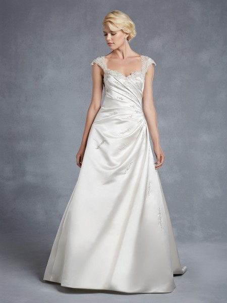 Honeyville Wedding Dress - Blue by Enzoani 2015 Bridal Collection