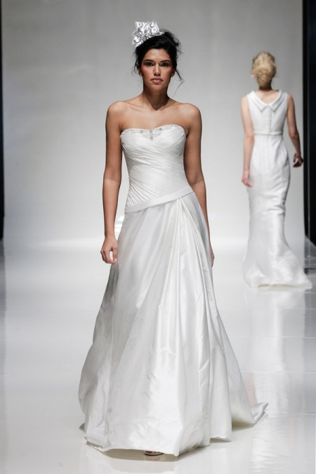 Iolanthe Wedding Dress - Alan Hannah Floral Symphony 2015 Bridal Collection