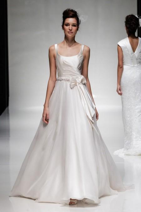 Isadora Wedding Dress - Alan Hannah Floral Symphony 2015 Bridal Collection
