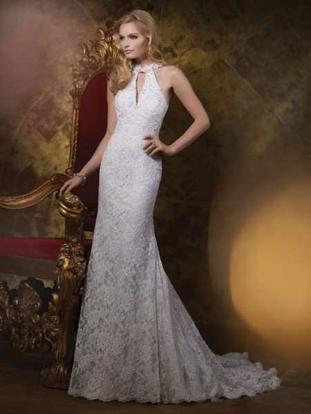 J11584 Wedding Dress - James Clifford Spring 2015 Bridal Collection
