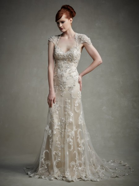 Jaime Wedding Dress - Enzoani 2015 Bridal Collection