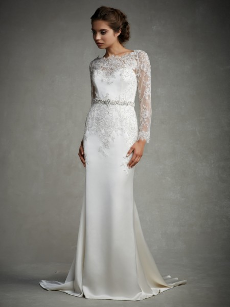 Jordan Wedding Dress - Enzoani 2015 Bridal Collection
